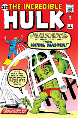 TRUE BELIEVERS HULK HEAD OF BANNER #1 09/04/19 FOC 08/12/19