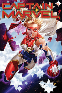 CAPTAIN MARVEL #10 09/11/19 FOC 08/19/19