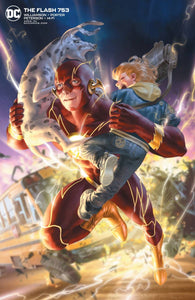 FLASH #753 JUNGEUON YOON VARIANT 05/20/20