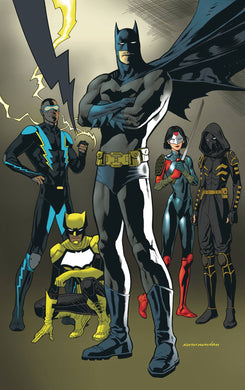 BATMAN AND THE OUTSIDERS #8 NOWLAN VARIANT 12/11/19 FOC 11/18/19