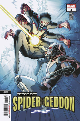 EDGE OF SPIDER-GEDDON #4 (OF 4) 2ND PTG KUDER VAR FOC 10/08/18