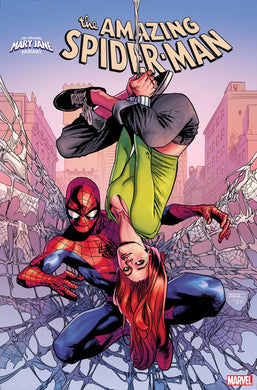 AMAZING SPIDER-MAN #32 ASRAR MARY JANE VARIANT 10/23/19 FOC 09/30/19