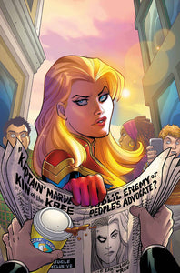 CAPTAIN MARVEL #8  07/17/19 FOC 06/24/19