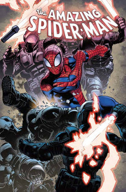 AMAZING SPIDER-MAN #28 2ND PTG WALKER VAR  10/02/19 FOC 09/09/19