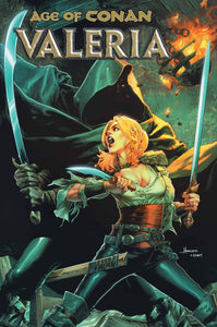 AGE OF CONAN VALERIA #2 (OF 5) 09/11/19 FOC 08/19/19