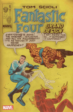 FANTASTIC FOUR GRAND DESIGN #2 (OF 2) 11/27/19 FOC 11/04/19