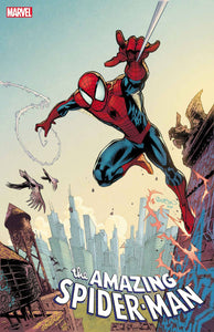 AMAZING SPIDER-MAN #32 10/23/19 FOC 09/30/19