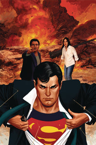ACTION COMICS #1009 03/27/19 FOC 03/04/19
