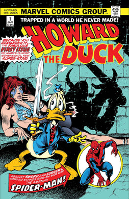 HOWARD THE DUCK #1 FACSIMILE EDITION 06/19/19 FOC 05/27/19
