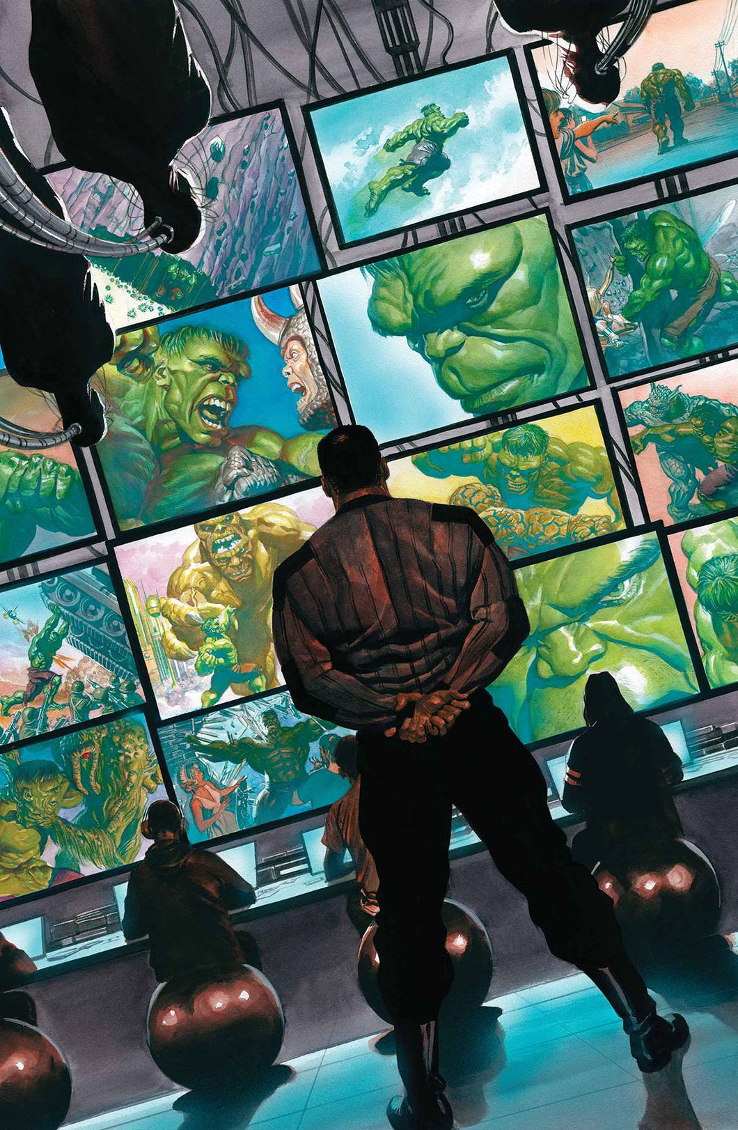 IMMORTAL HULK #21 07/17/19 FOC 06/24/19