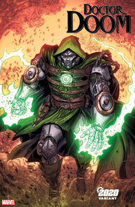 DOCTOR DOOM #3 ZIRCHER 2020 VARIANT 12/04/19 FOC 11/04/19
