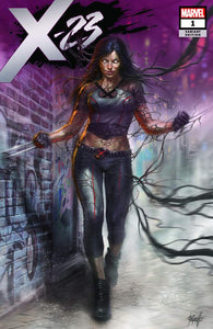 X-23 #1 VENOMIZED PARRILLO EXCLUSIVE VARIANT COVER A