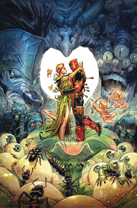 DEADPOOL #4 FOC 08/13