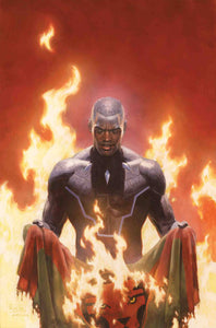BLACK PANTHER #5 FOC 10/08/18