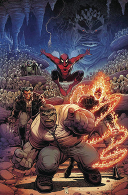 IMMORTAL HULK #4 ADAMS RETURN OF FANTASTIC FOUR VAR FOC 07/09