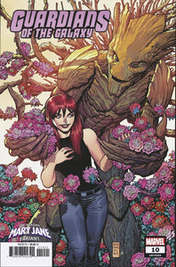 GUARDIANS OF THE GALAXY #10 ADAMS MARY JANE VARIANT 10/16/19 FOC 09/23/19