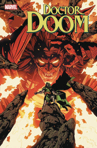 DOCTOR DOOM #3 12/04/19 FOC 11/04/19