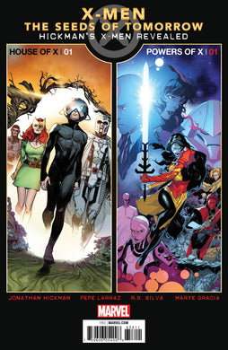 HOUSE OF X POWERS OF X PREVIEWS 'FREE WITH EVERY ORDER