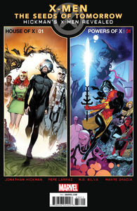 "HOUSE OF X POWERS OF X PREVIEWS 'FREE WITH EVERY ORDER"" 07/17/19 FOC 06/24/19"