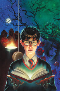 BOOKS OF MAGIC #1 JOSHUA MIDDLETON VARIANT EDITION  FOC 10/01