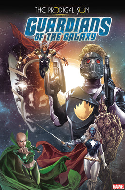 GUARDIANS OF THE GALAXY PRODIGAL SUN #1 09/11/19 FOC 08/19/19
