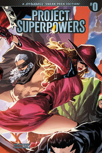 PROJECT SUPERPOWERS #0 CVR C 1:20 INCENTIVE VARIANT FOC 06/11
