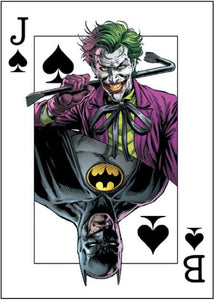 BATMAN THREE JOKERS #1 (OF 3) 1:100 VARIANT (W/FREE PLAYING CARDS PROMO PACK) 08/25/20