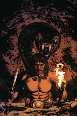 CONAN THE BARBARIAN #4 SMALLWOOD 1:25 VARIANT 03/06/19 FOC 02/11/19