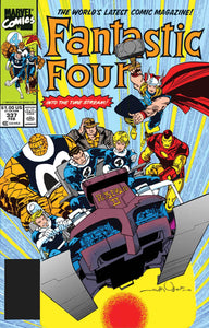 TRUE BELIEVERS FANTASTIC FOUR BY WALTER SIMONSON #1 FOC 06/25