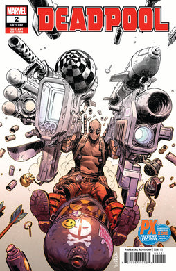 SDCC 2018 DEADPOOL #2 VAR