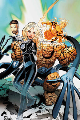 FANTASTIC FOUR PRODIGAL SUN #1 LAND VARIANT (1st of Prodigal Sun)07/03/19 FOC 06/10/19