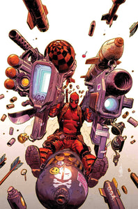 DEADPOOL #2 FOC 06/11 (ADVANCE ORDER)