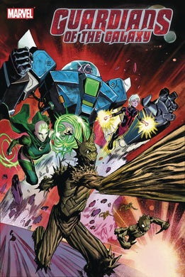 GUARDIANS OF THE GALAXY #11 11/13/19 FOC 10/21/19