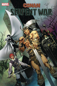 CONAN SERPENT WAR #1 (OF 4) 12/04/19 FOC 11/04/19