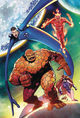 DEADPOOL #3 LIEFELD RETURN OF FANTASTIC FOUR VAR FOC 07/09