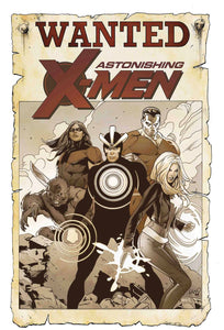 ASTONISHING X-MEN #15 FOC 08/13