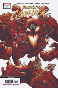 ABSOLUTE CARNAGE #3 (OF 5) 2ND PTG STEGMAN VAR 10/23/19 FOC 09/30/19