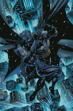 BATMAN CATWOMAN #1 (OF 12) CVR B JIM LEE & SCOTT WILLIAMS VARIANT 12/2/20