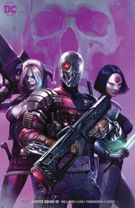 SUICIDE SQUAD #42 FRANCESCO MATTINA VARIANT COVER 05/23