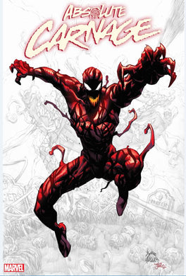 ABSOLUTE CARNAGE #1 (OF 5) 5TH PTG 10/23/19 FOC 09/30/19