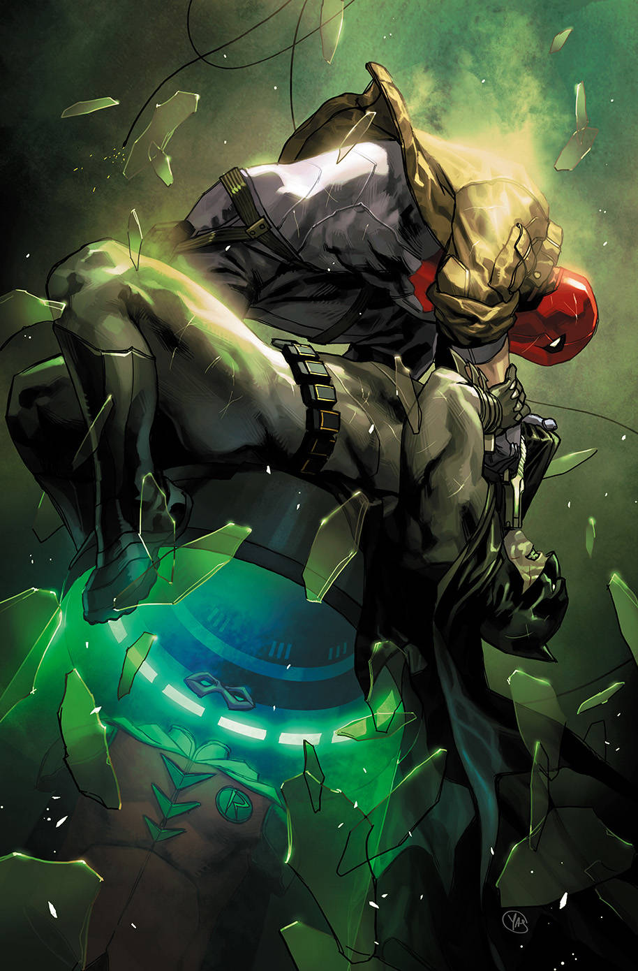 RED HOOD AND THE OUTLAWS #25 VAR ED FOC 07/16