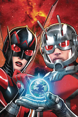 ANT-MAN AND THE WASP #5 (OF 5) FOC 08/13
