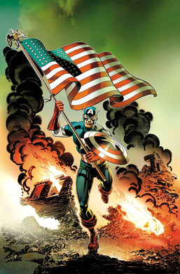 CAPTAIN AMERICA INVADERS BAHAMAS TRIANGLE #1 07/03/19 FOC 06/10/19