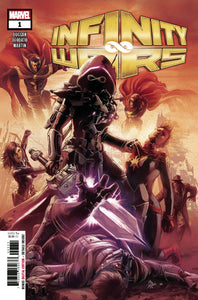INFINITY WARS #1 (OF 6)  FOC 07/09