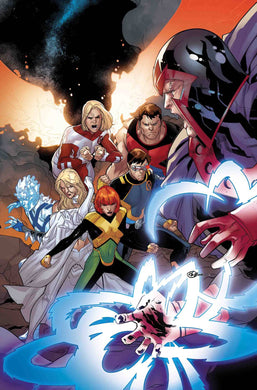 X-MEN BLUE #31 FOC 06/18