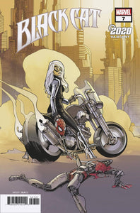 BLACK CAT #7 VATINE 2020 VARIANT 12/04/19 FOC 11/04/19