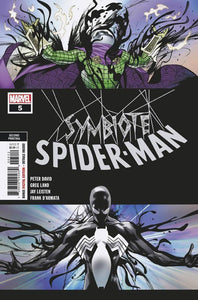 SYMBIOTE SPIDER-MAN #5 (OF 5) 2ND PTG LAND VARIANT 09/25/19 FOC 09/02/19