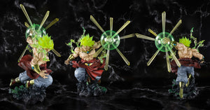 DRAGON BALL Z BURNING BATTLES SUPER SAIYAN BROLY FIGUARTS ZERO