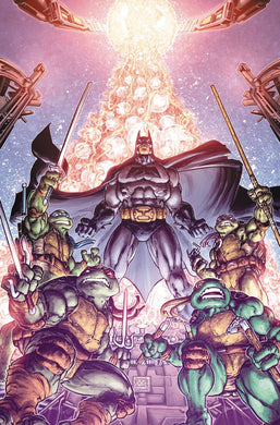 BATMAN TEENAGE MUTANT NINJA TURTLES III #6 (OF 6) 10/02/19 FOC 09/09/19