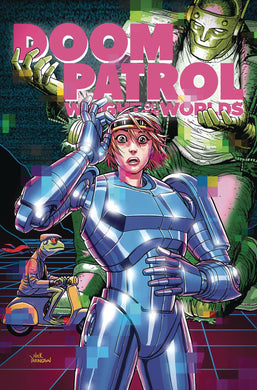 DOOM PATROL WEIGHT OF THE WORLDS #6 12/04/19 FOC 11/11/19